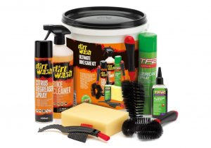 Dirtwash Cleaning Bucket Bike Cleaning Kit