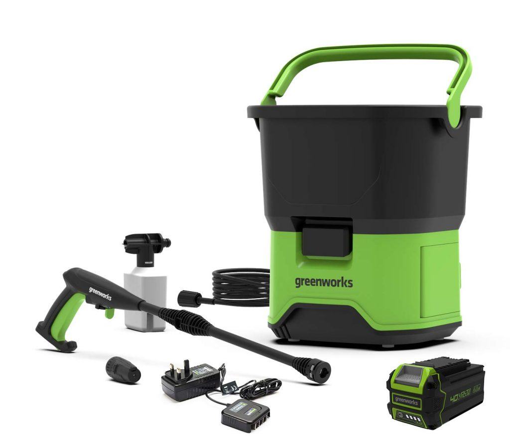 Greenworks GDC40 40V Pressure Washer