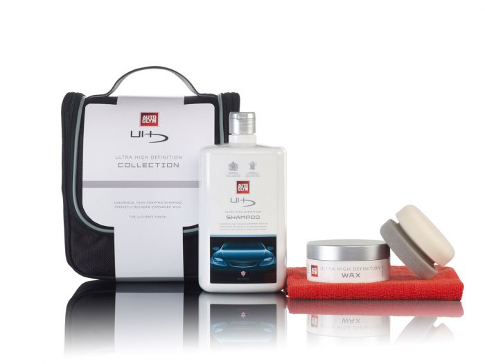 Autoglym The Collection of car cleaning products