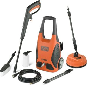 black and decker car washer